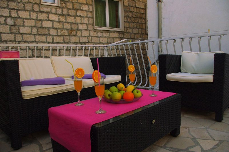 Terrasse, Oberfläche: 15 m²