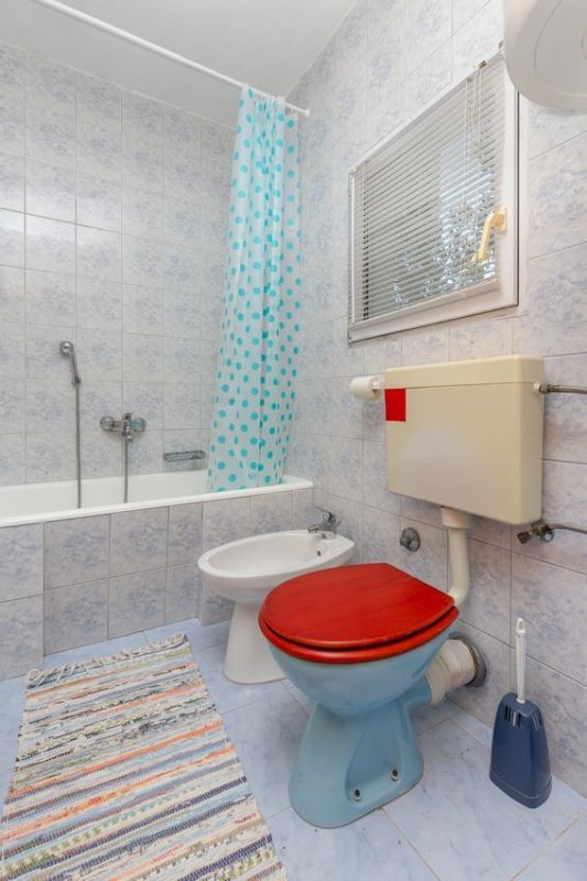 Salle de bains, Surface: 6 m²