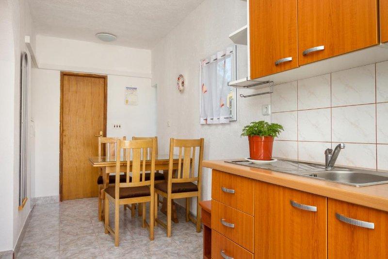 Cuisine, Surface: 10 m²