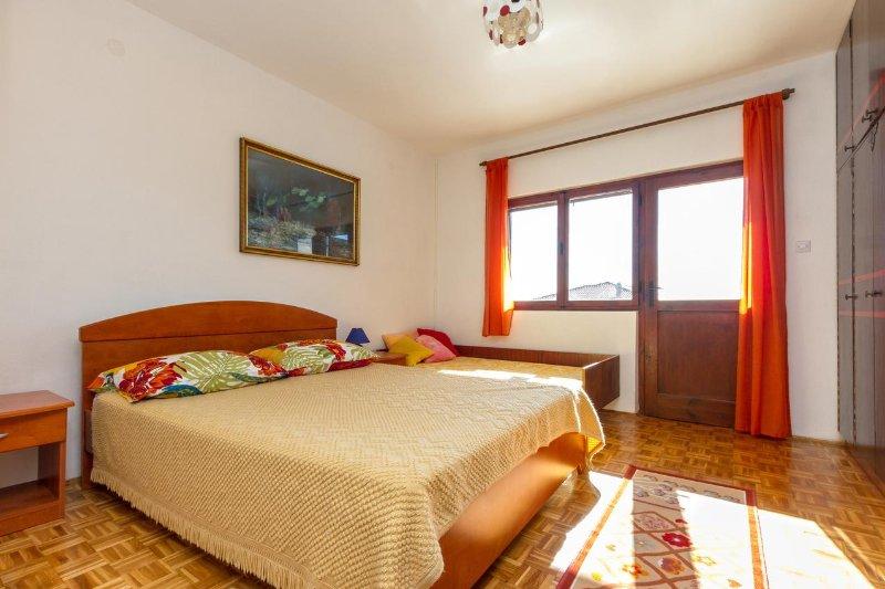 Chambre à coucher, Surface: 15 m²