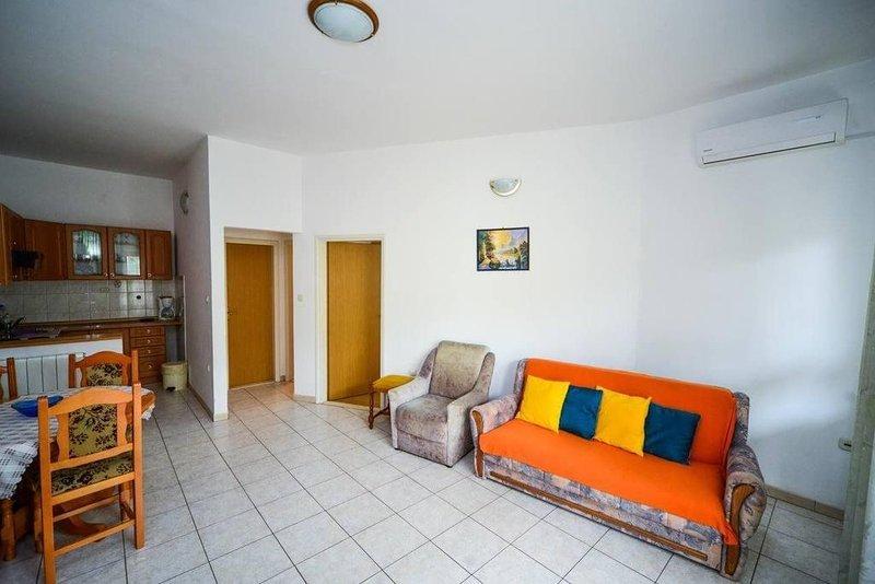 Sala de estar, de superfície: 10 m²