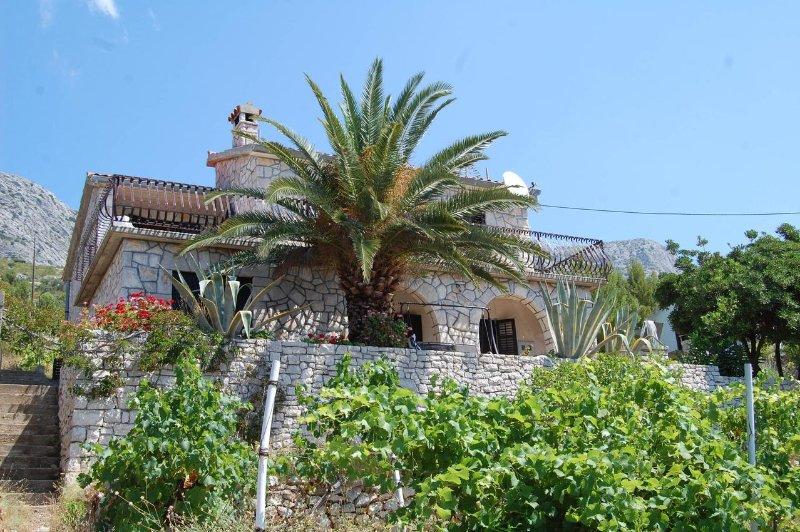 Three bedroom house Ivan Dolac, Hvar (K-12958), vacation rental in Ivan Dolac