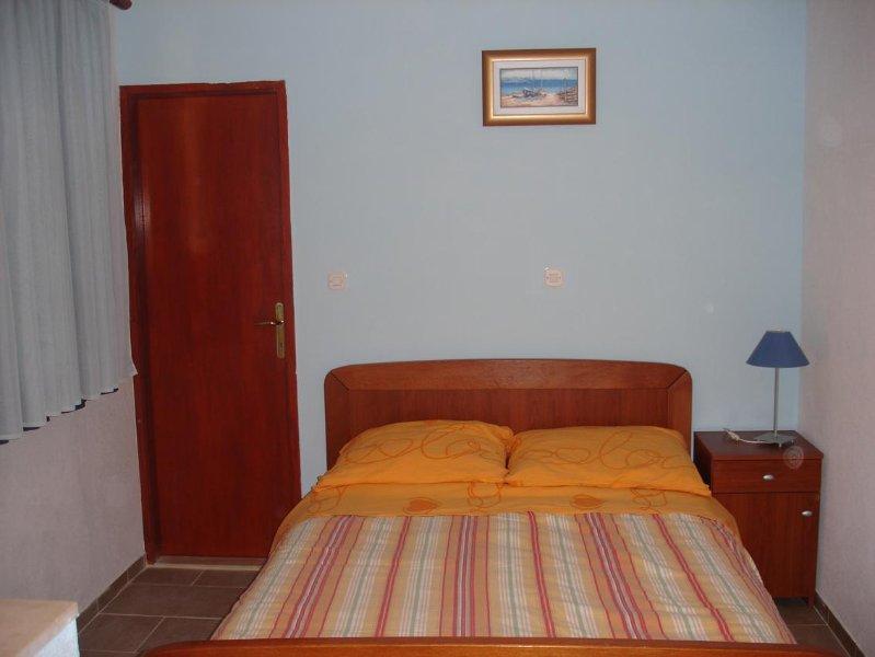 Dormitorio, superficie: 6 m²
