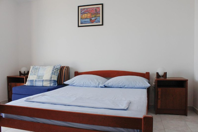 Chambre à coucher, Surface: 12 m²