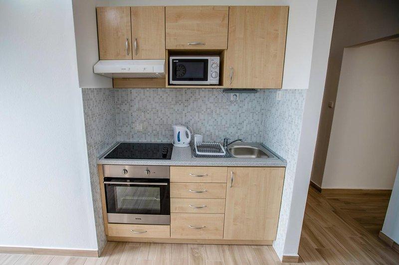 Cuisine, Surface: 2 m²