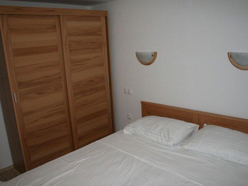 Schlafzimmer, Oberfläche: 9 m²