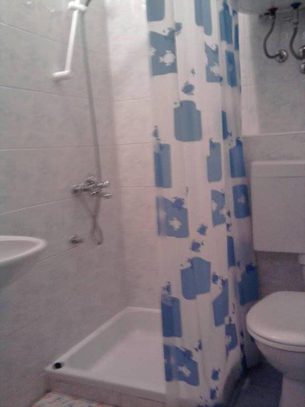 Badezimmer, Oberfläche: 4 m²
