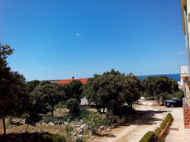 Terrasse Blick