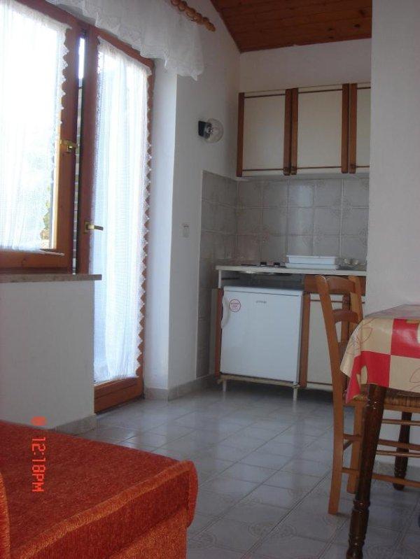 Cocina, superficie: 3 m²