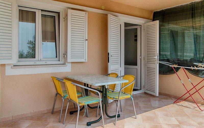 Sveta Nedelja Apartment Sleeps 4 with Air Con - 5472330, holiday rental in Sveta Nedilja