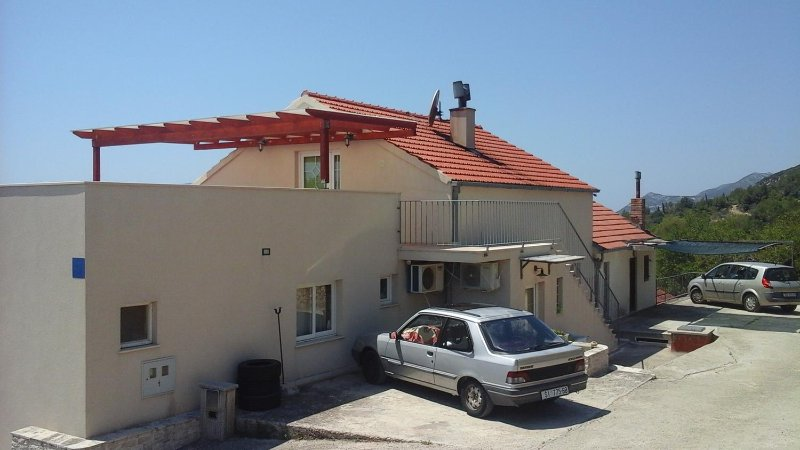 One bedroom apartment Kučište, Pelješac (A-14107-a), location de vacances à Kuciste
