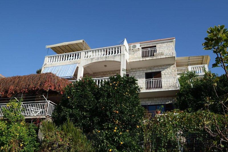 Two bedroom apartment Zavalatica, Korčula (A-14204-b), holiday rental in Smokvica