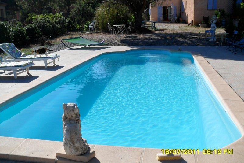 GITE LESIMON, location de vacances à Cotignac