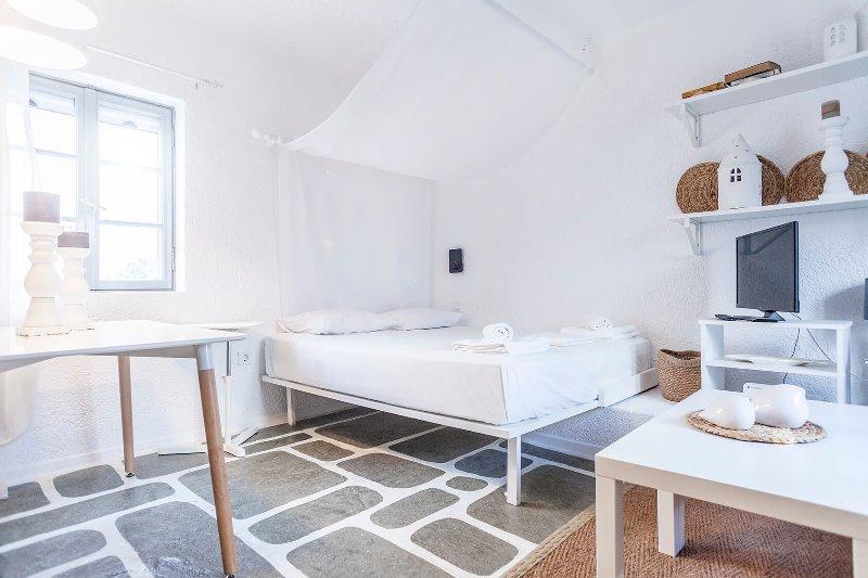 Doppelbett, Wohnzimmer