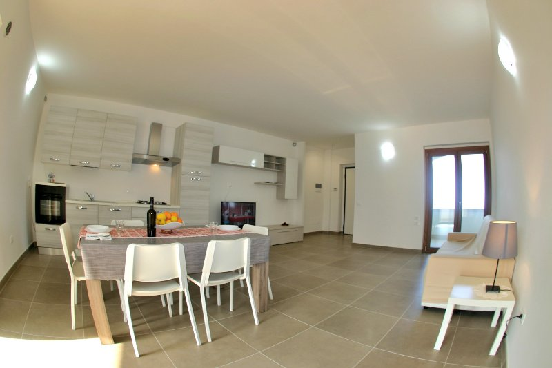 Appartamento azzurro, casa vacanza a Foce Varano
