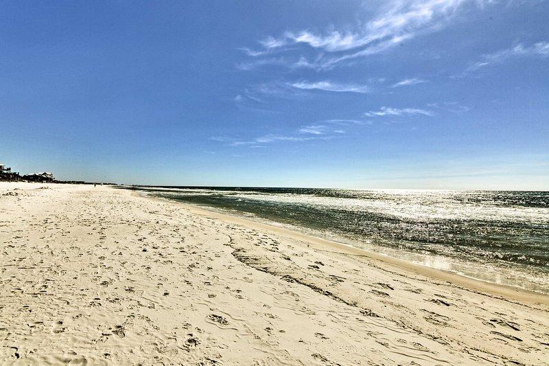 Con la playa a sólo unos pasos, hay diversión que se tendrá durante todo el día!