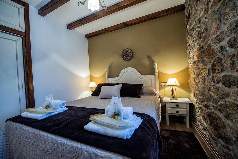 Apartamento en Vimianzo, en la aldea de Braño, vacation rental in A Ponte do Porto