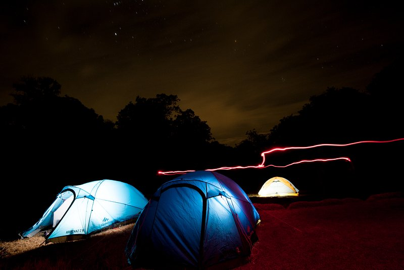Camping and Adventure in Goa, holiday rental in Mollem National Park
