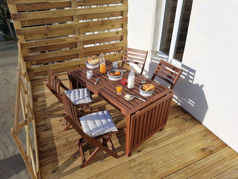 Les Logis de la Maisonnette, vacation rental in Bournezeau