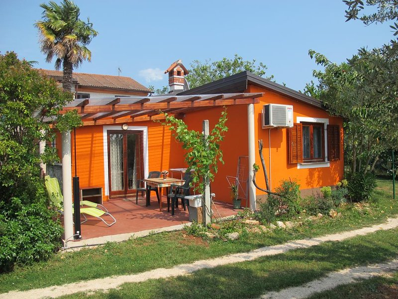 One bedroom house Barići, Umag (K-13795), holiday rental in Lovrecica