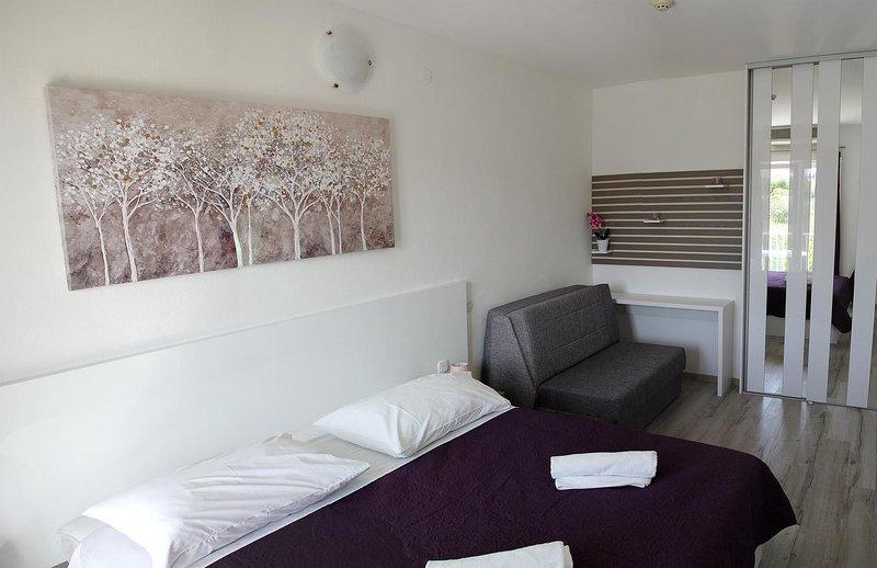 Schlafzimmer, Oberfläche: 15 m²
