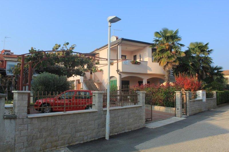 Two bedroom apartment Novigrad (A-14296-a), holiday rental in Novigrad