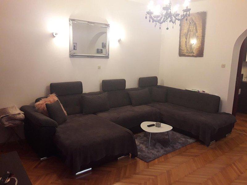 One bedroom apartment Trpanj, Pelješac (A-14309-a), alquiler vacacional en Trpanj