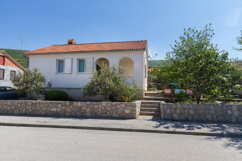 Two bedroom house Kruševo, Novigrad (K-14325), holiday rental in Gornji Karin