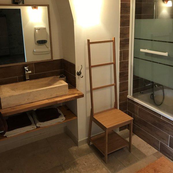 Baño dormitorio 1 Población Side