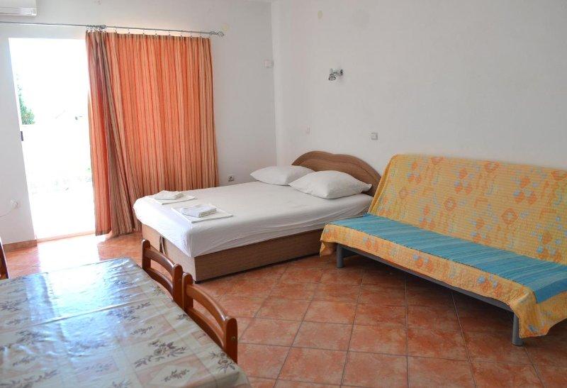 Camera da letto, Superficie: 12 m²