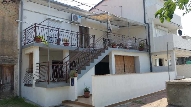 Two bedroom apartment Rab (A-14427-a), holiday rental in Banjol
