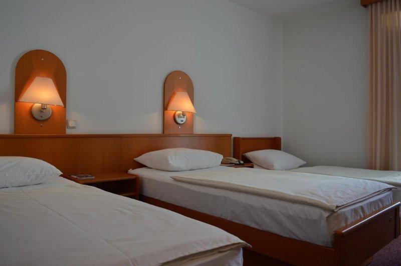 Chambre à coucher, Surface: 18 m²