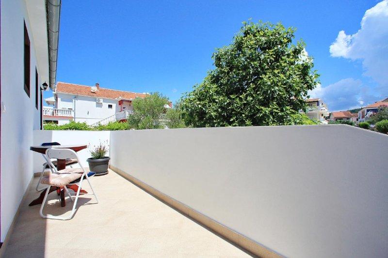 Terraza, Superficie: 10 m²