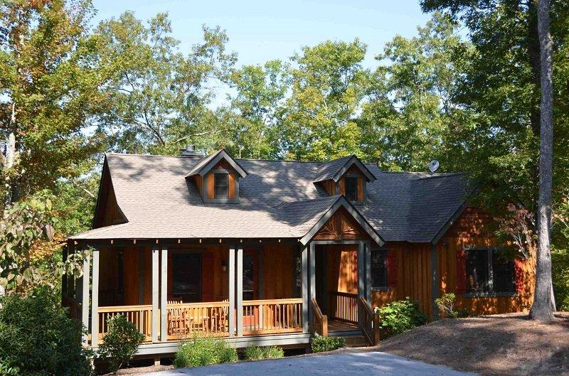 Hawks Nest, location de vacances à Tuckasegee
