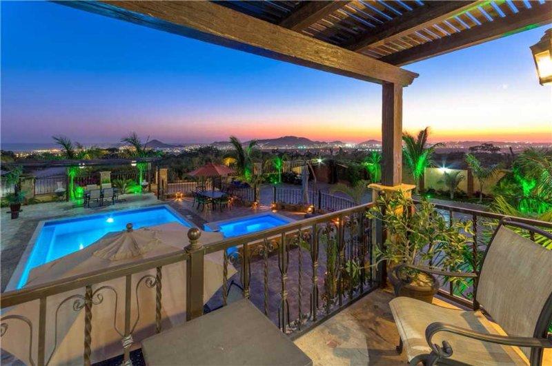 One-of-a-Kind Private Estate Minutes to Downtown Cabo - Villa La Finca Tezal, holiday rental in La Joya