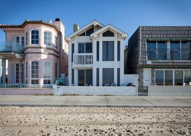 Oceanfront Vacation Rental