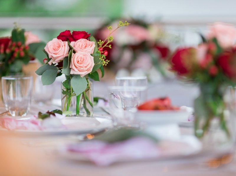 Villa Shanti - Thoughtful wedding details