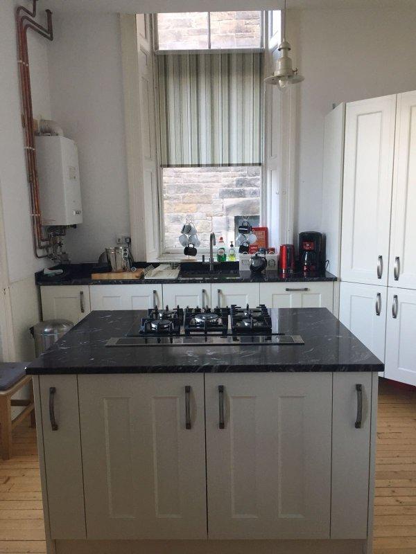 Luxury kitchen fitted Feb 2018