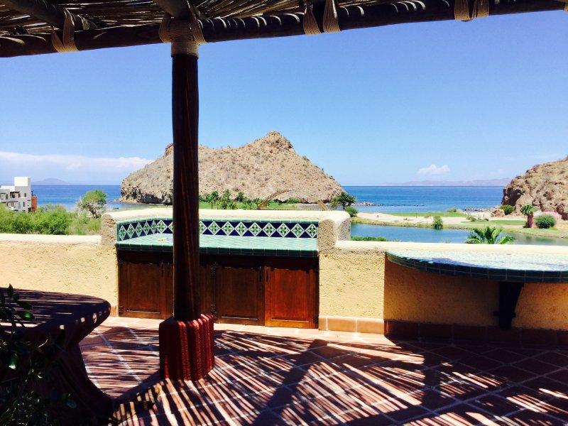 PN307-Loreto Bay-Beautiful Condo, Wonderful View, Ferienwohnung in Ensenada Blanca