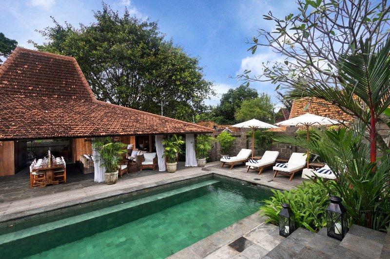 Stunning Wooden Luxury Villa Canggu, vakantiewoning in Pererenan