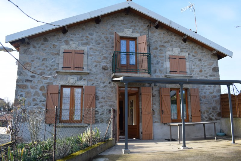 Gîte de sauviatdans le parc livradois forez ., holiday rental in Saint-Amant-Roche-Savine