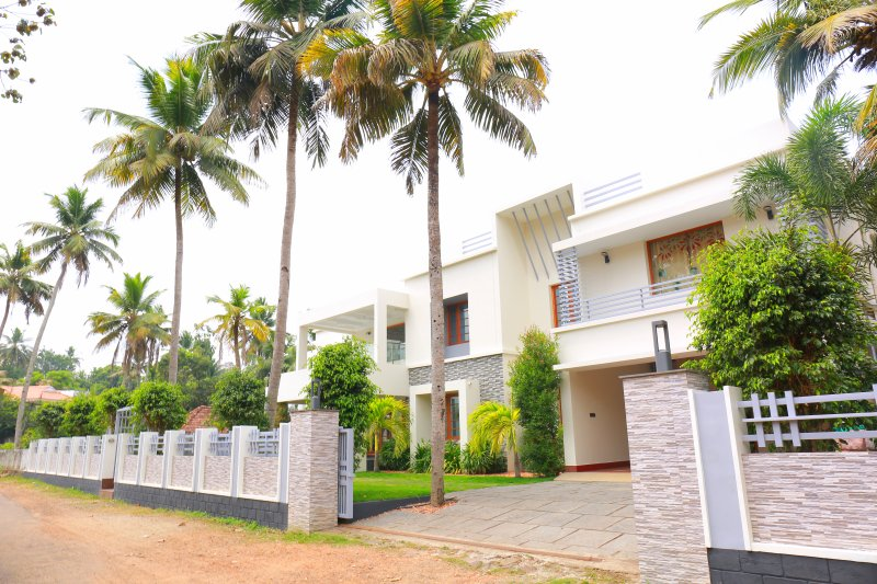 Shamrock HomestayThiruvalla, vacation rental in Punalur