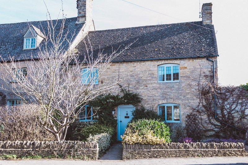 Exterior de Ivy Cottage