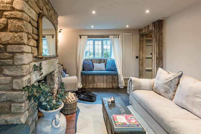 Sitting room in Ivy Cottage