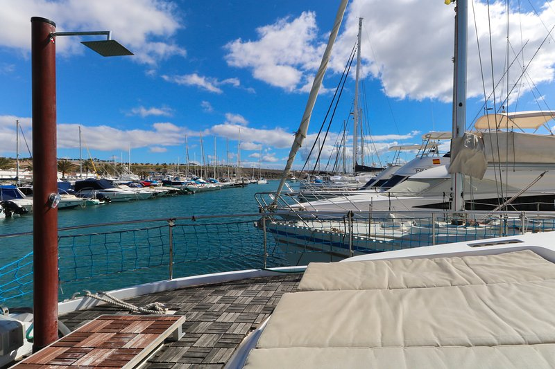 Pasito Blanco Yacht Xperience, holiday rental in Meloneras