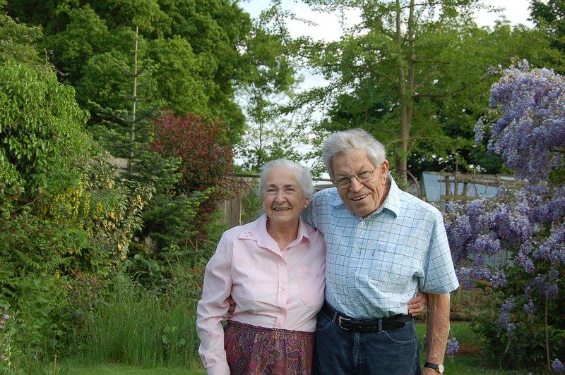 Ann et Peter vos hôtes