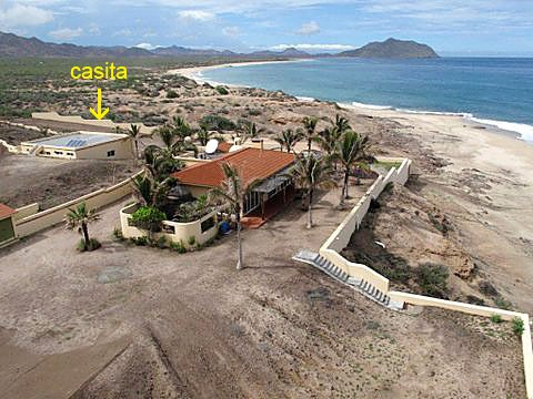 Secluded Luxury Casita, vacation rental in Los Frailes