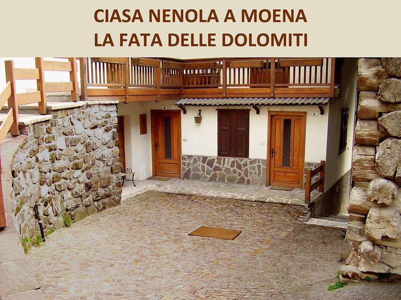Ciasa Nenola, vacation rental in Bellamonte