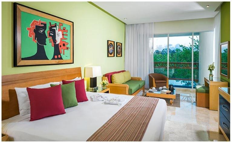 Beautiful 2 bedroom suite at Vidanta Grand Mayan Resort, holiday rental in El Hijo Prodigo