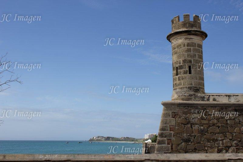 Pampatar Castillo de San Carlos de Borromeo